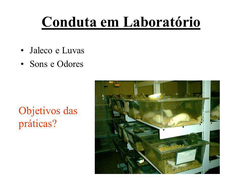 Conduta em Laboratório