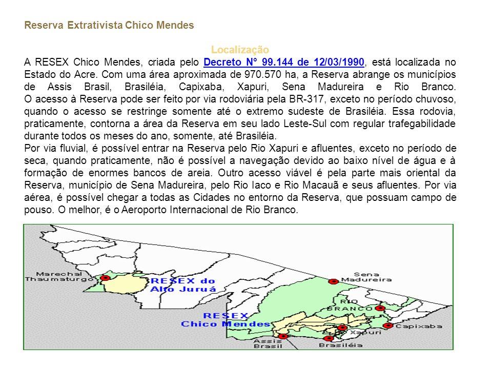 Reserva Extrativista Chico Mendes