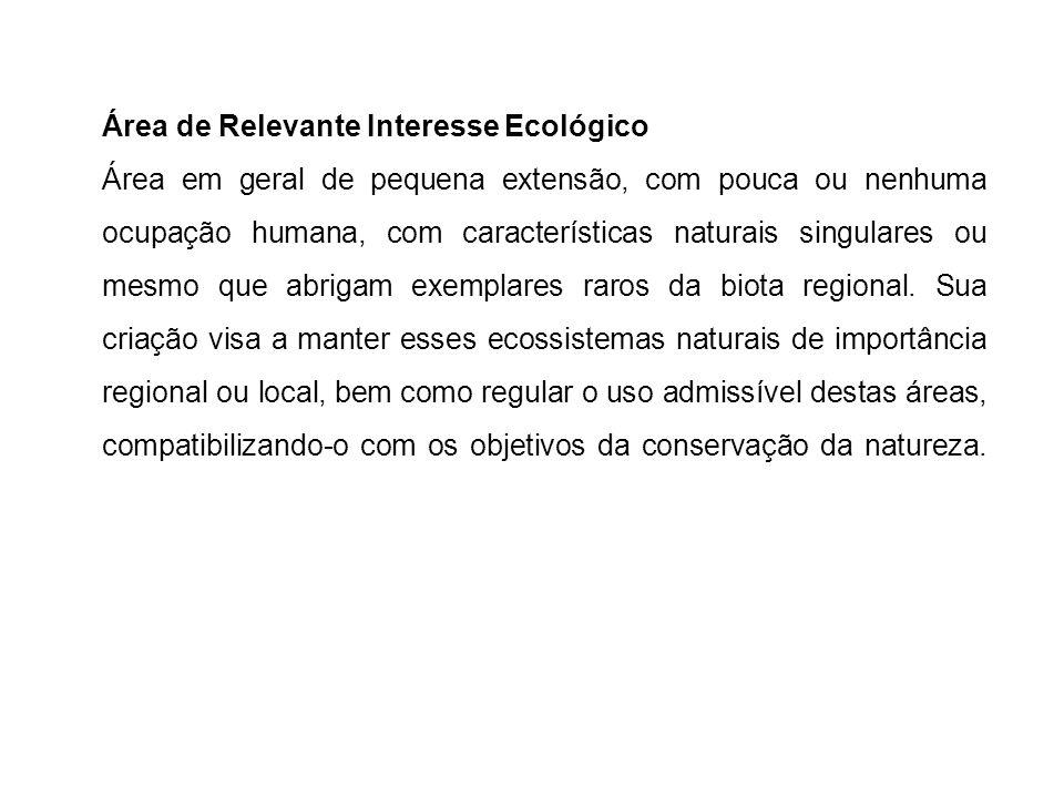 Área de Relevante Interesse Ecológico