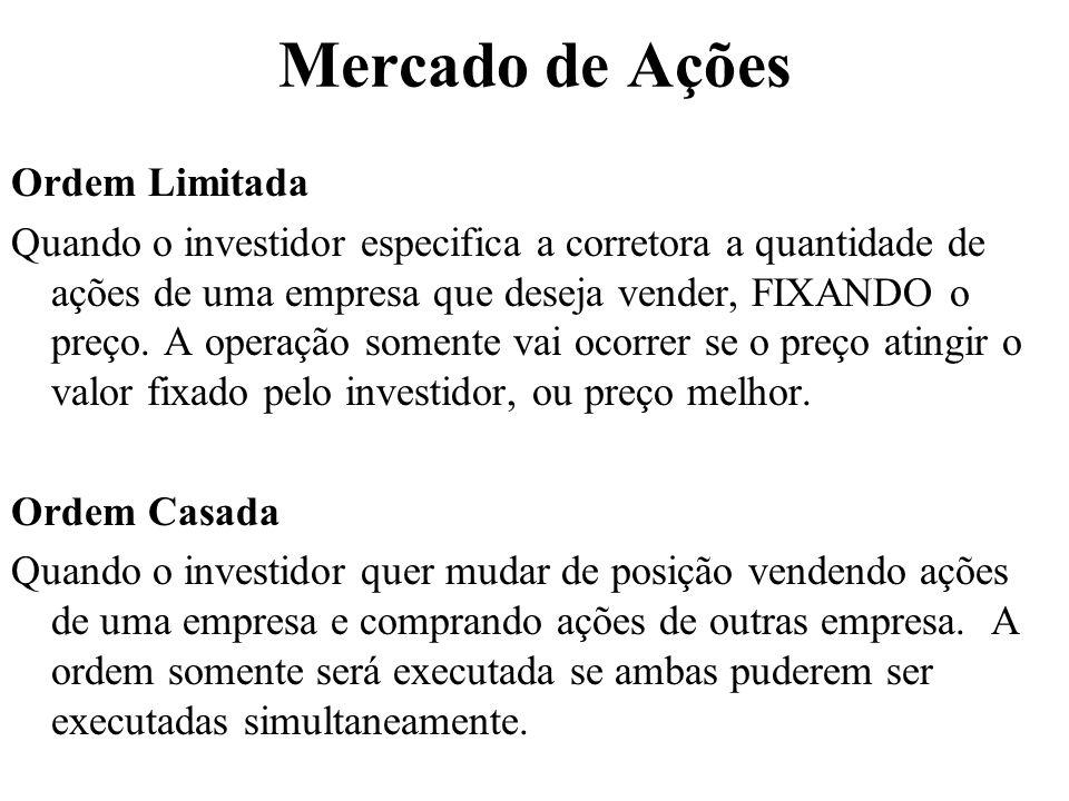 Mercado de Ações Ordem Limitada
