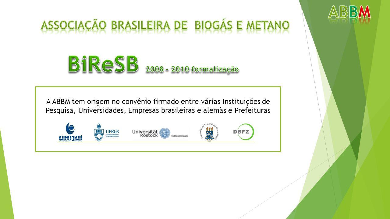 Associação Brasileira de biogás e metano