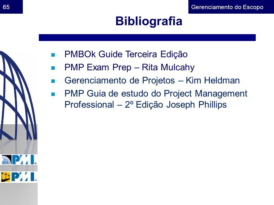 Bibliografia PMBOk Guide Terceira Edição PMP Exam Prep – Rita Mulcahy