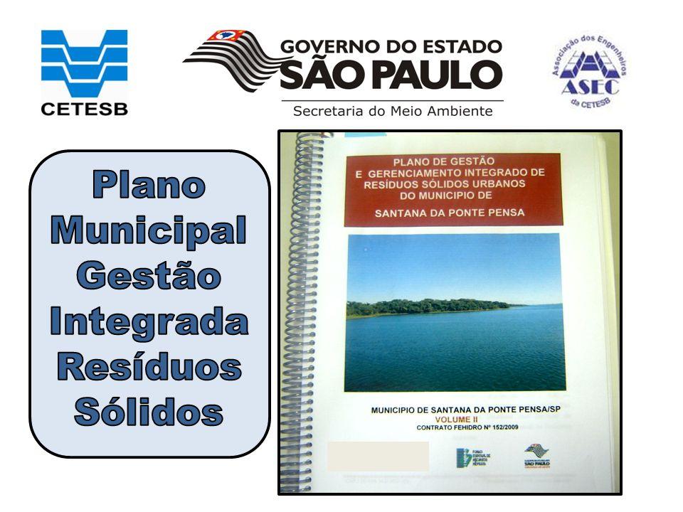 Plano Municipal Gestão Integrada Resíduos Sólidos
