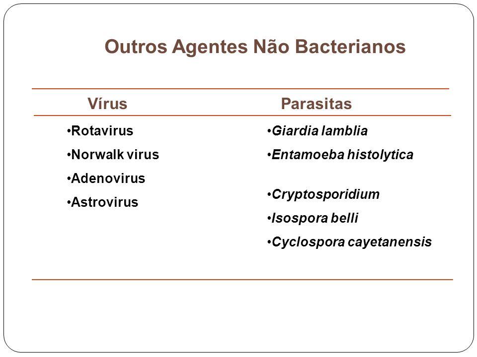 Outros Agentes Não Bacterianos