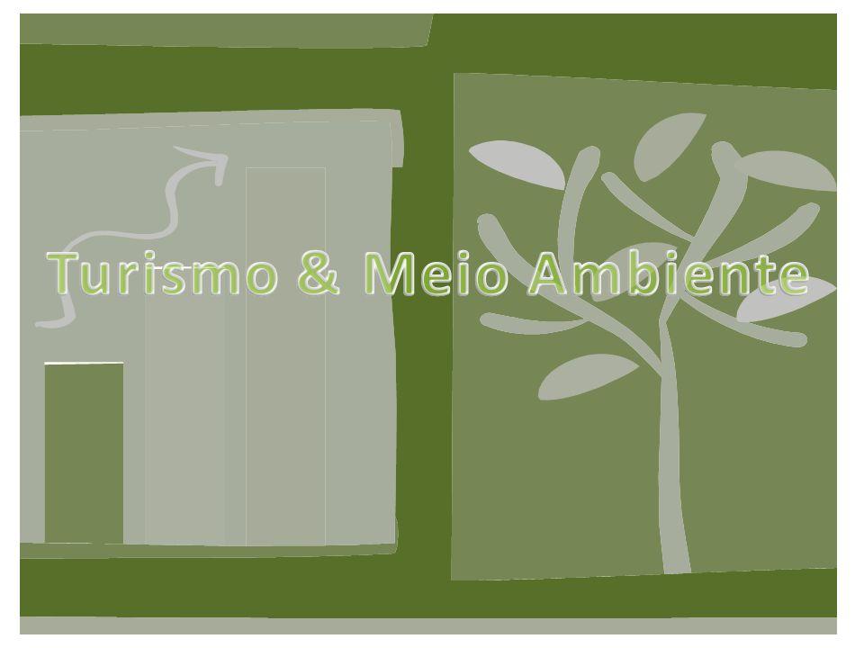 Turismo & Meio Ambiente