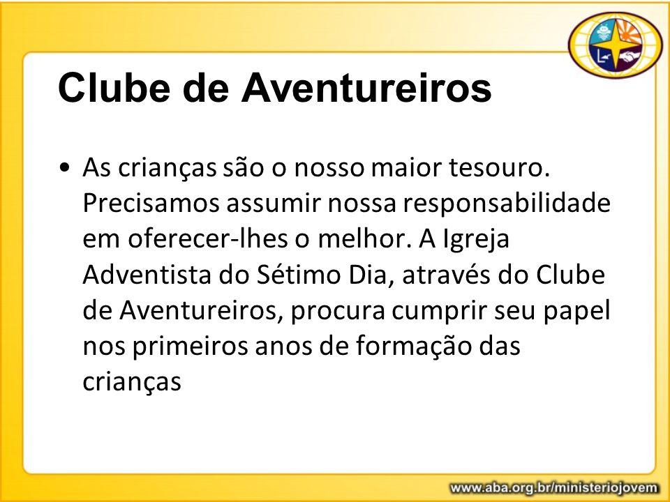 Clube de Aventureiros