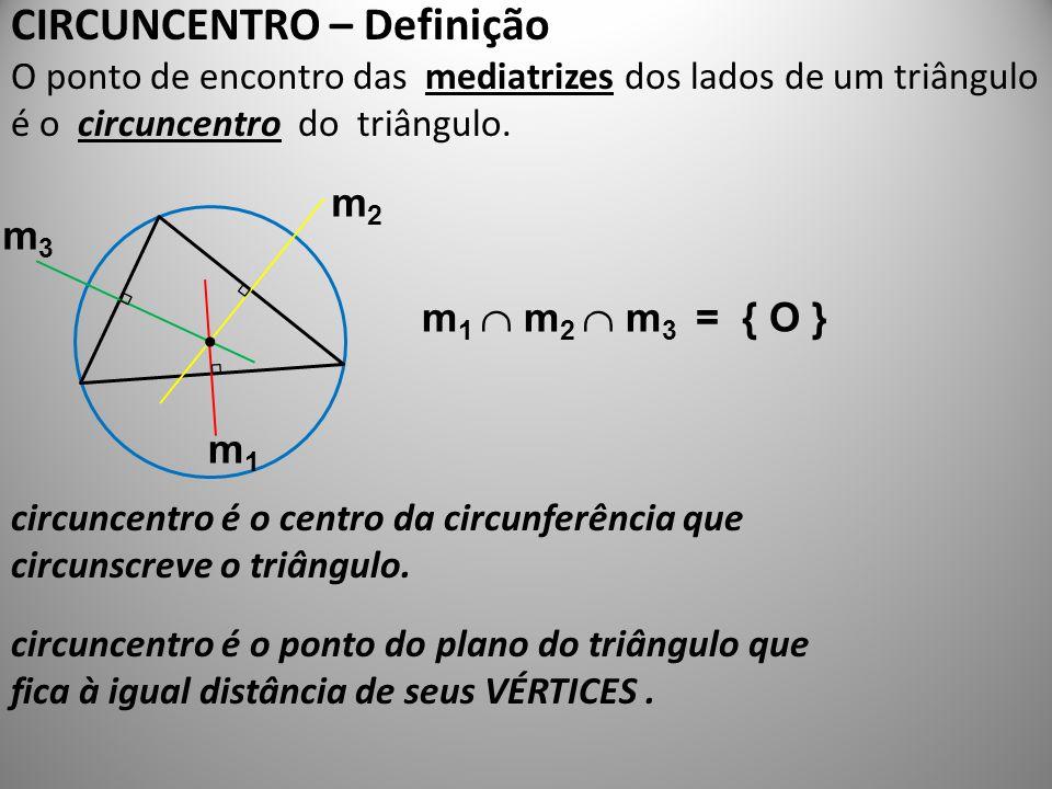 CIRCUNCENTRO – Definição