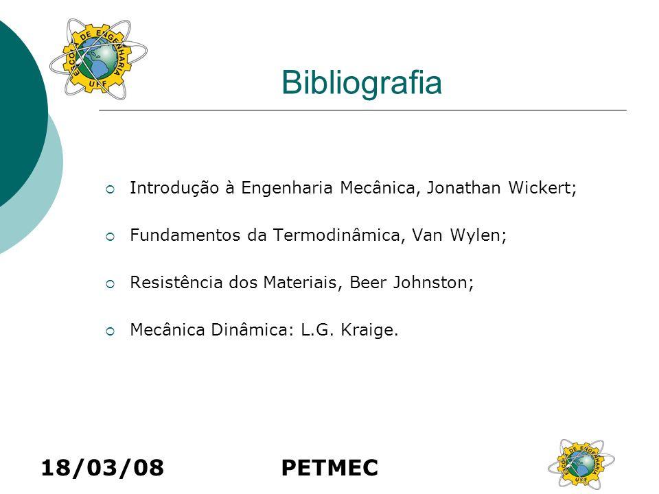 Bibliografia 18/03/08 PETMEC