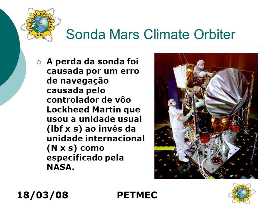 Sonda Mars Climate Orbiter