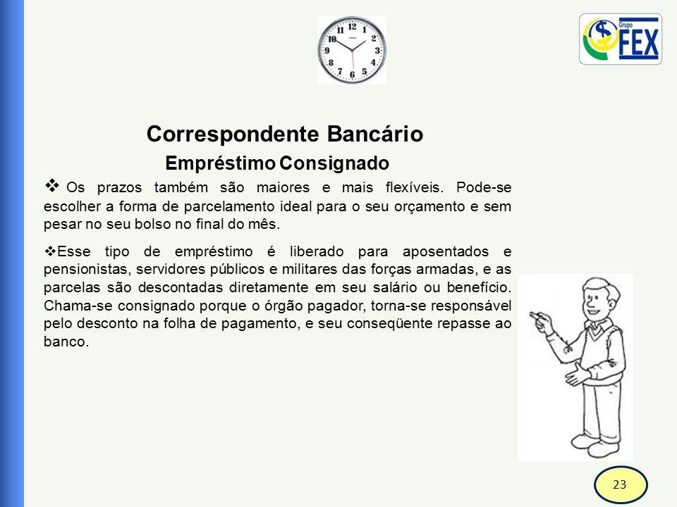 Correspondente Bancário Empréstimo Consignado