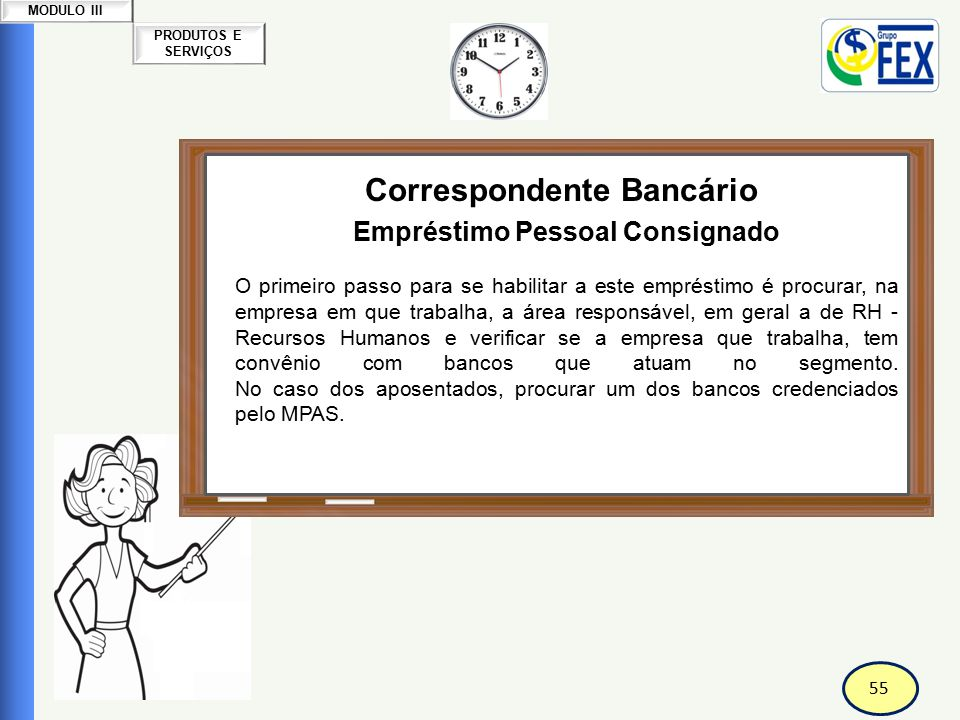 Correspondente Bancário Empréstimo Pessoal Consignado