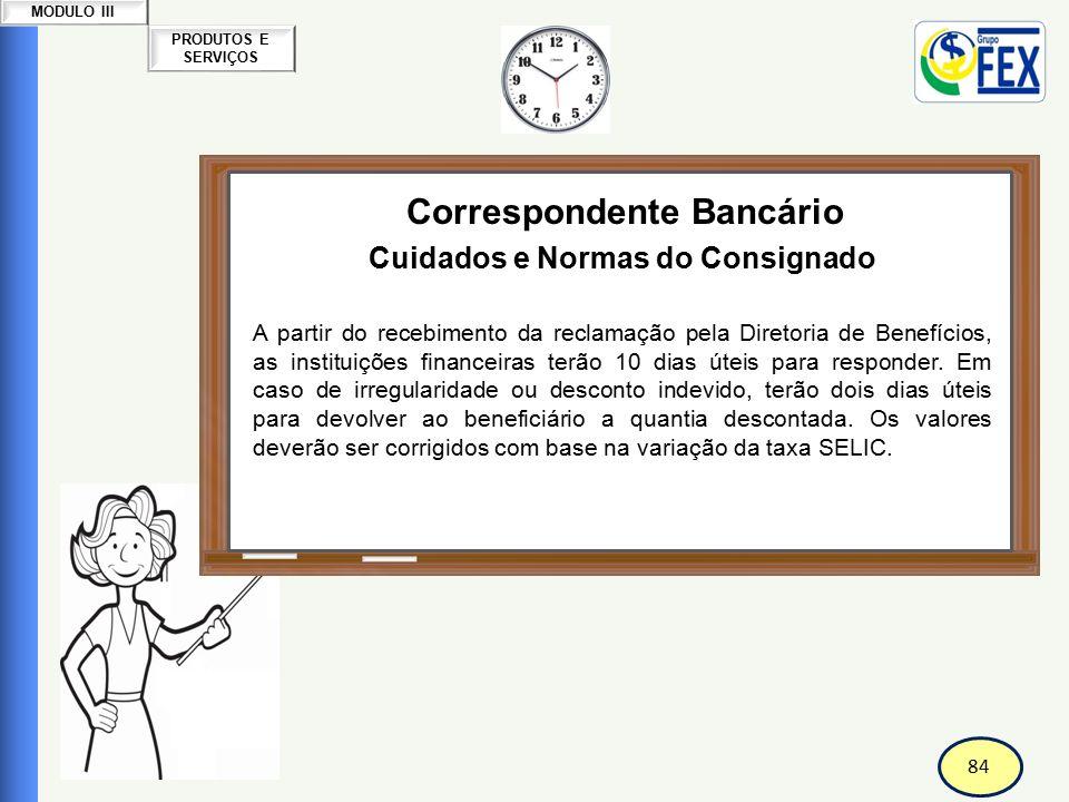Correspondente Bancário Cuidados e Normas do Consignado