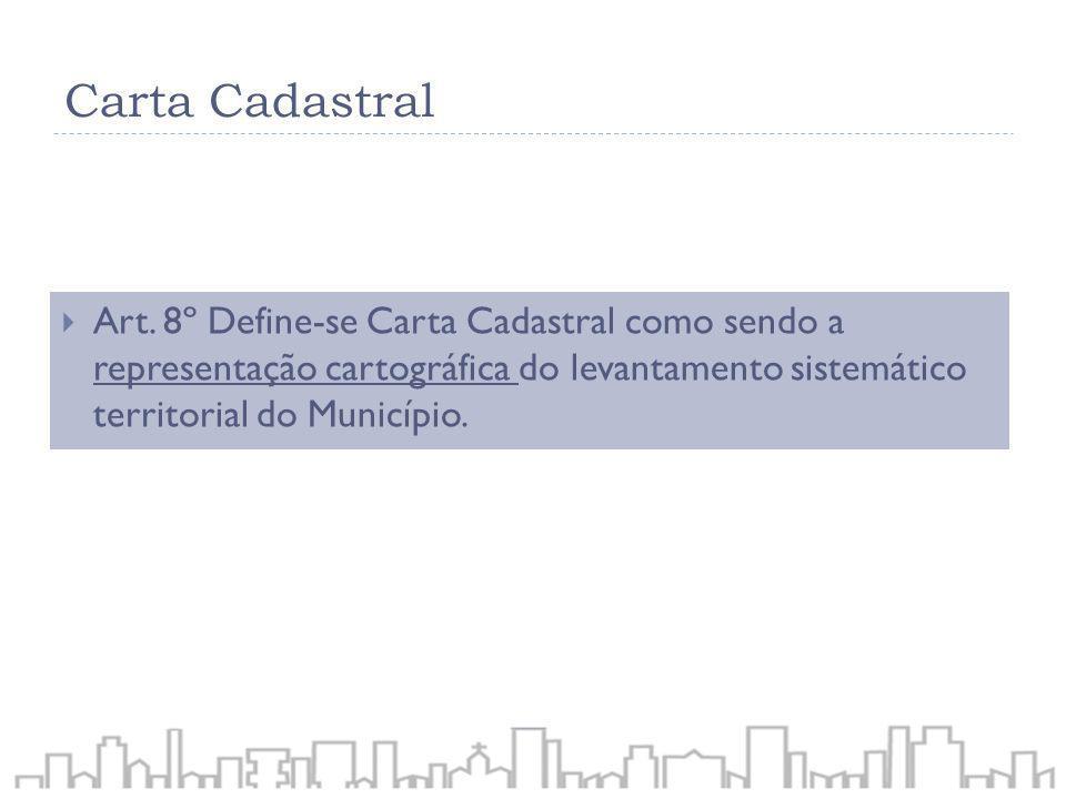 Carta CadastralArt.