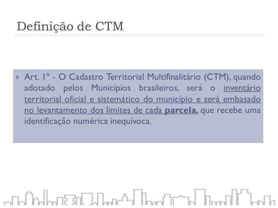 Definição de CTM