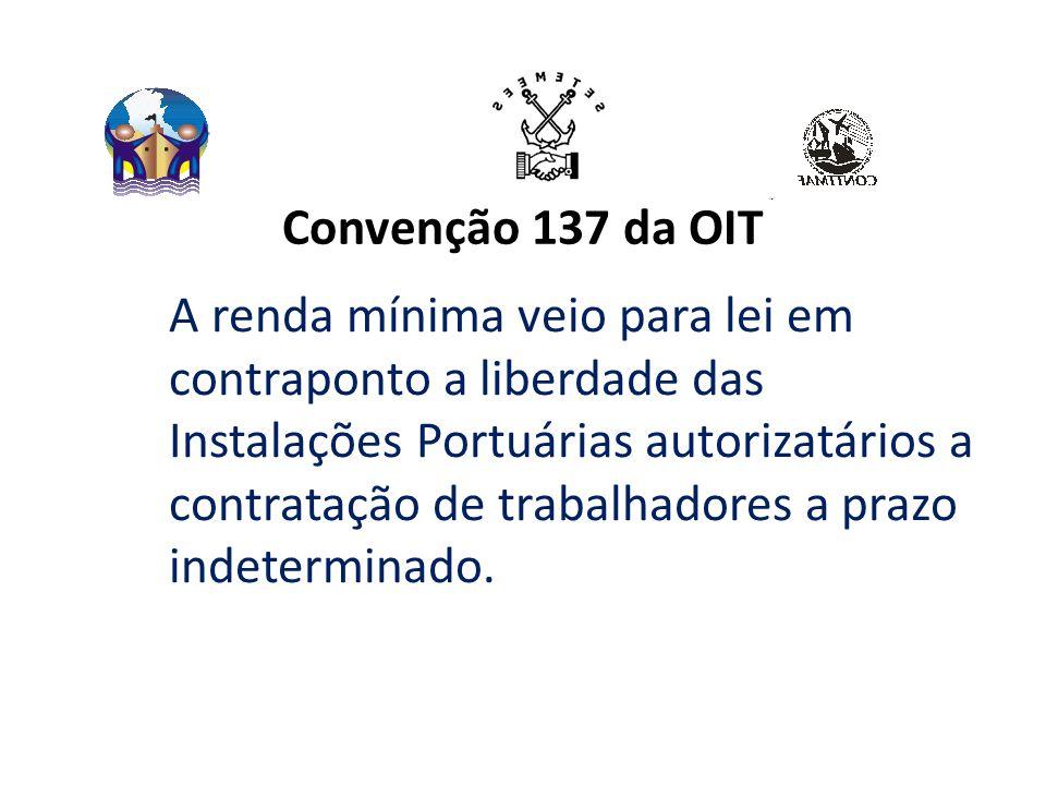 Convenção 137 da OIT