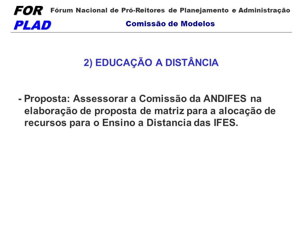 2) EDUCAÇÃO A DISTÂNCIA