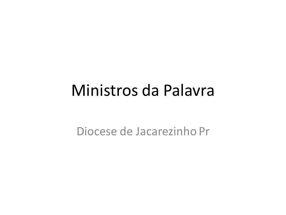 Diocese de Jacarezinho Pr