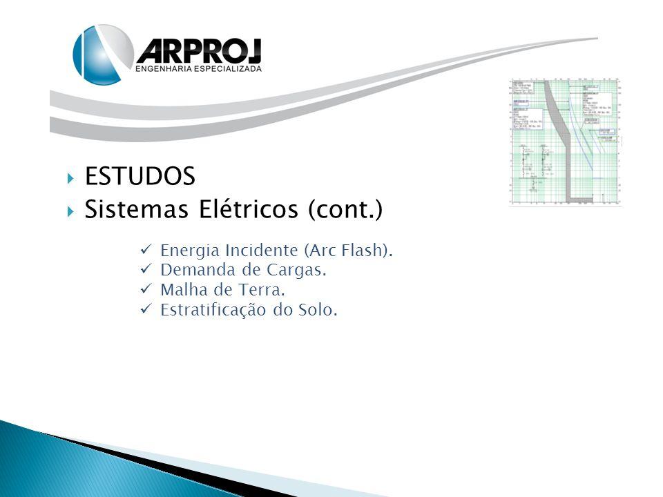 Sistemas Elétricos (cont.)