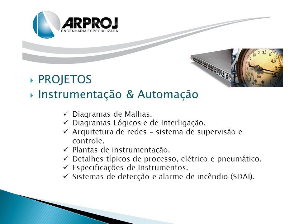 Instrumentação & Automação