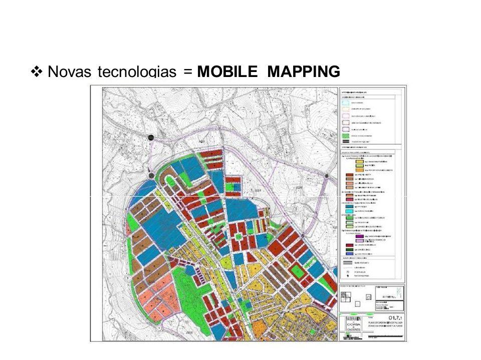 Base Cartográfica da AMPLA e sua utilização.