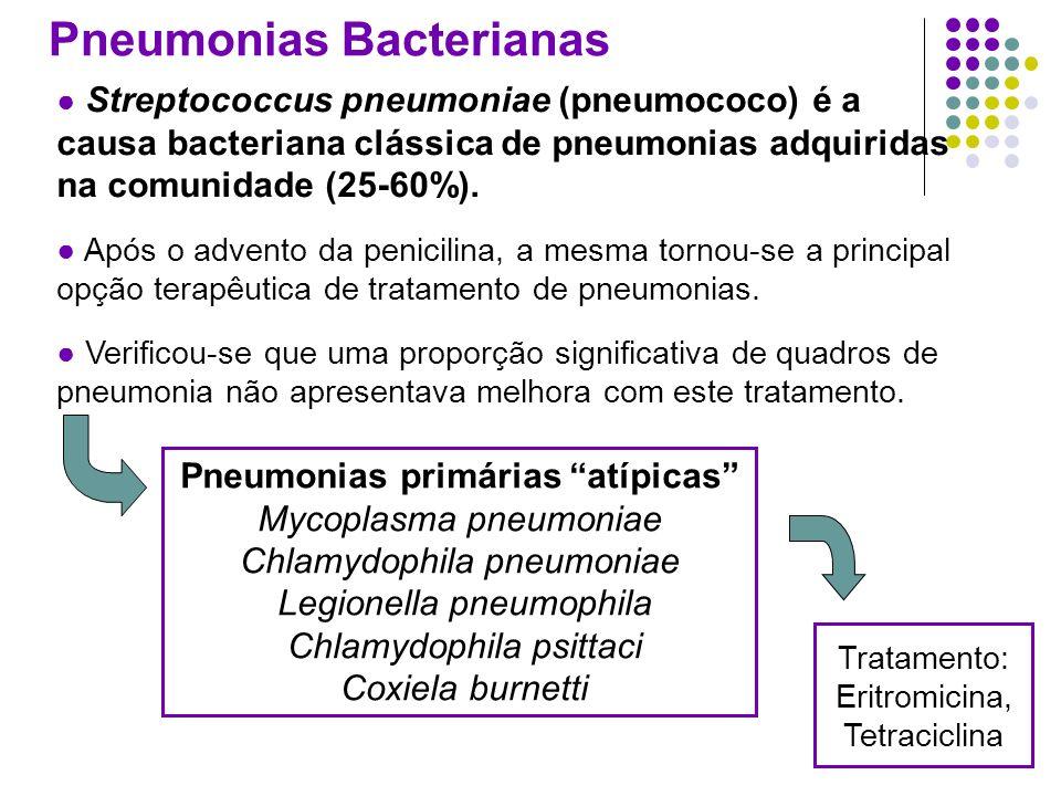 Pneumonias Bacterianas