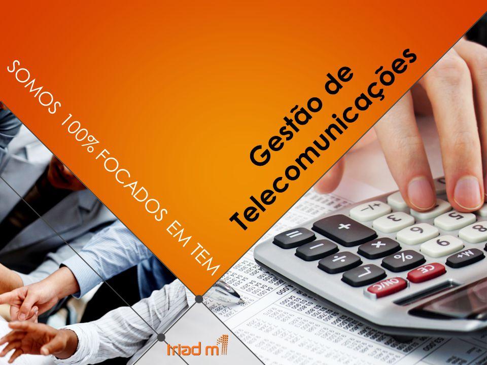 Gestão de Telecomunicações