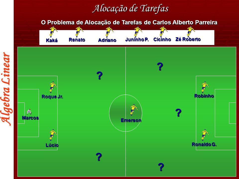 O Problema de Alocação de Tarefas de Carlos Alberto Parreira