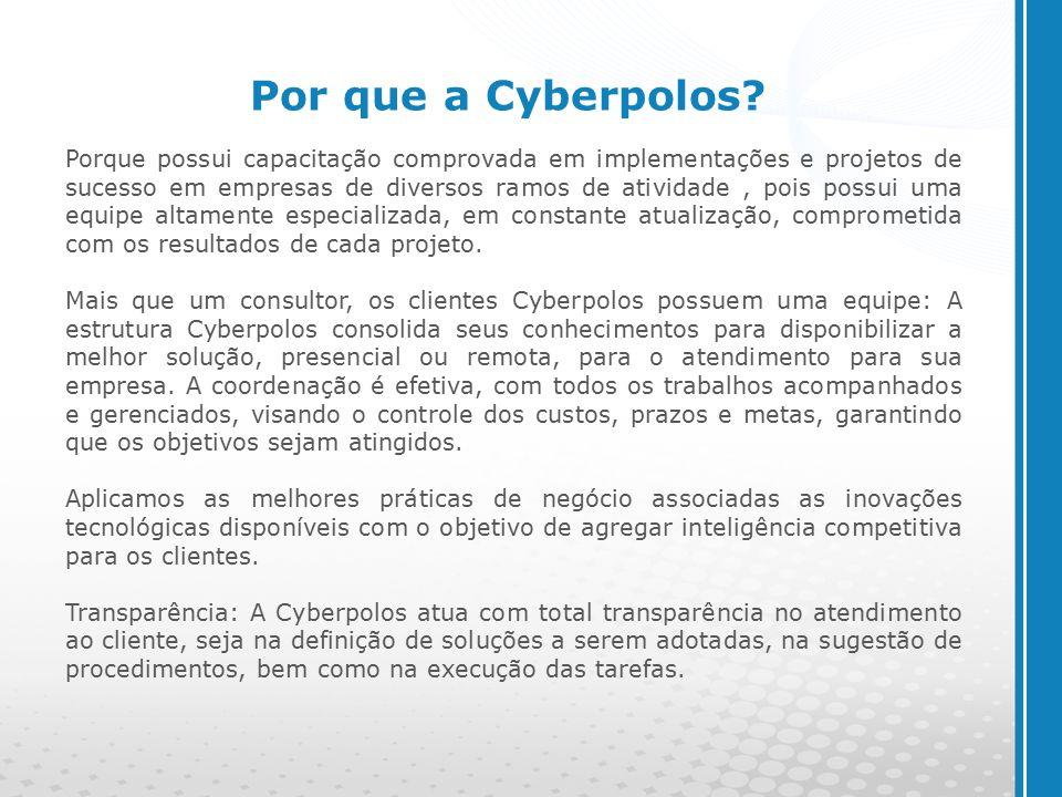Por que a Cyberpolos