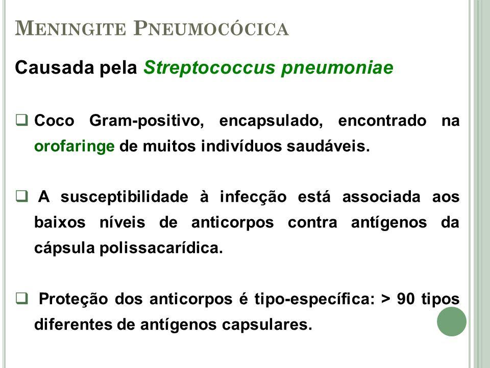 Meningite Pneumocócica