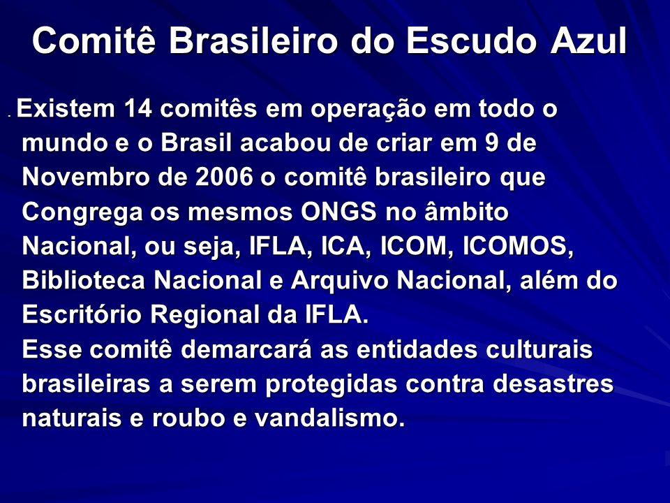 Comitê Brasileiro do Escudo Azul
