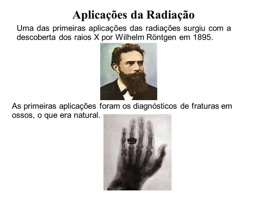 Aplicações da Radiação