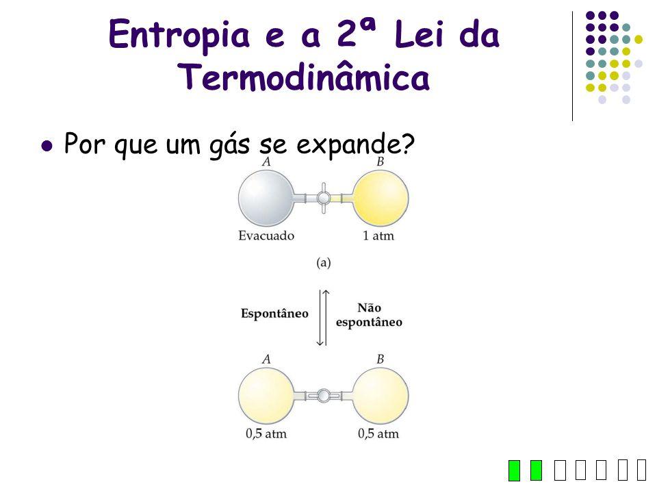 Entropia e a 2ª Lei da Termodinâmica