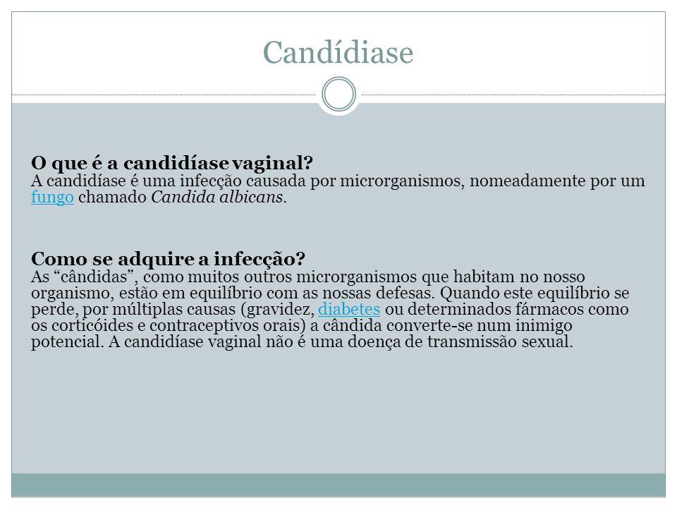 Candídiase