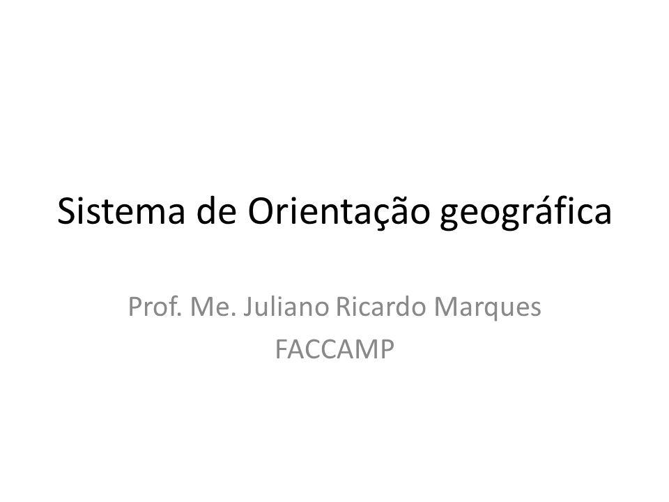 Sistema de Orientação geográfica