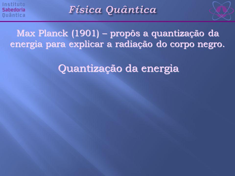 Quantização da energia