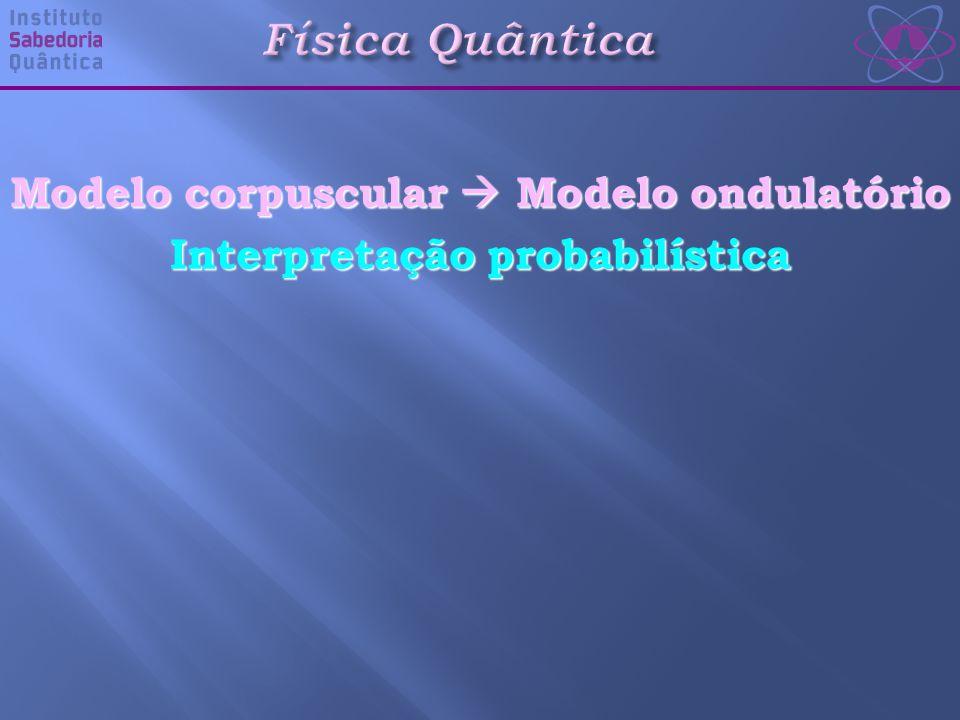 Interpretação probabilística