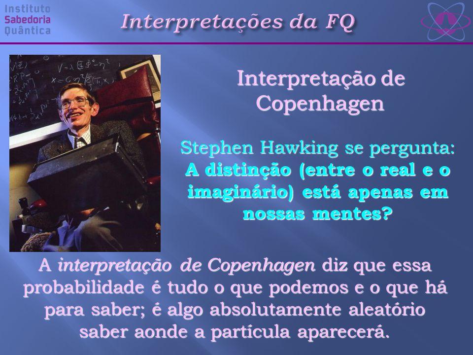 Interpretação de Copenhagen