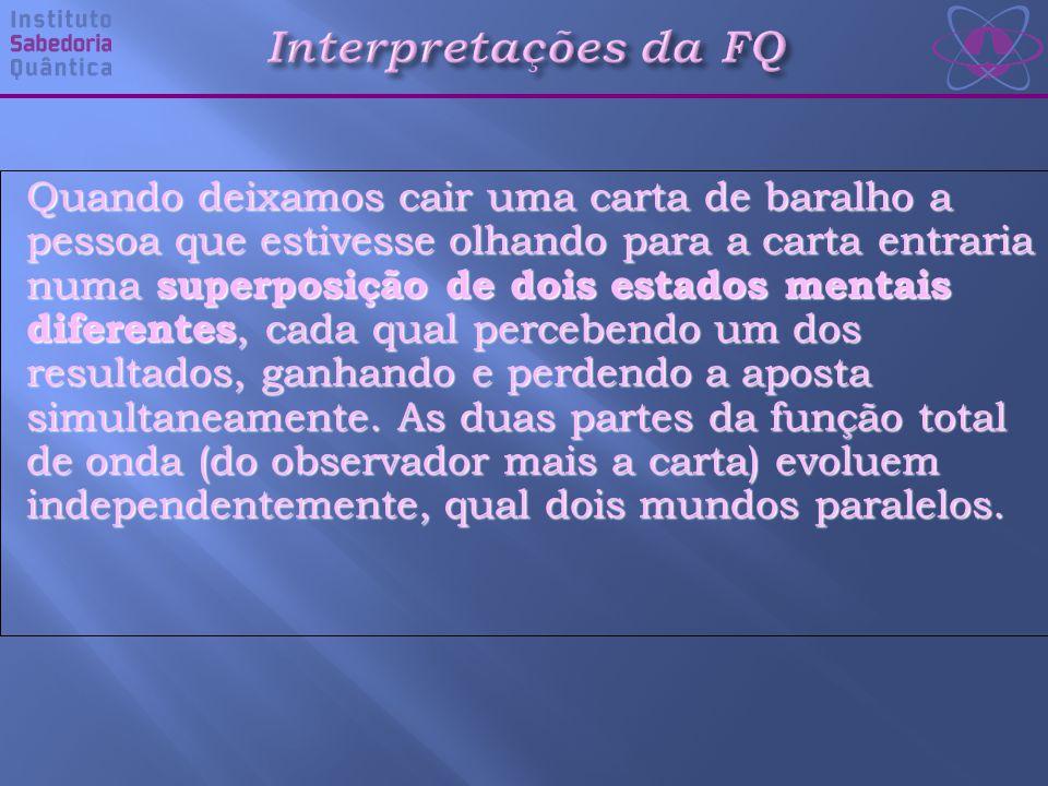 Interpretações da FQ