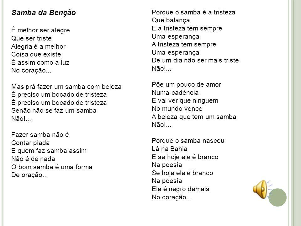 Samba da Benção