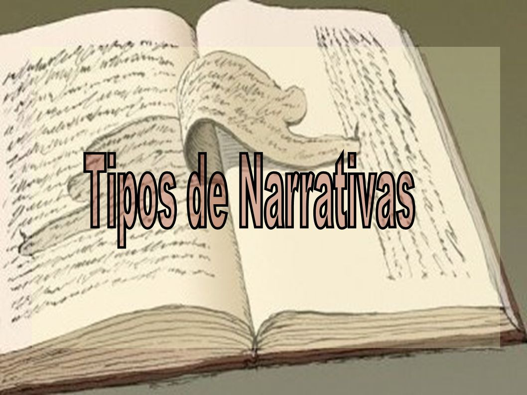 Tipos de Narrativas