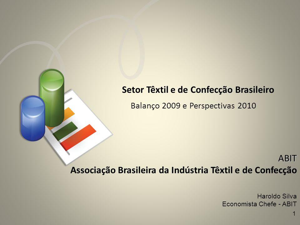 Setor Têxtil e de Confecção Brasileiro
