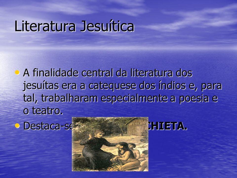 Literatura Jesuítica
