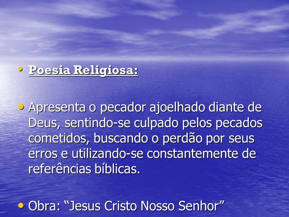 Poesia Religiosa: