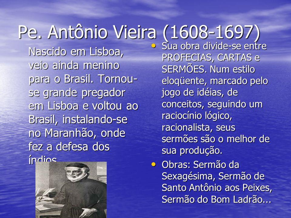 Pe. Antônio Vieira (1608-1697)