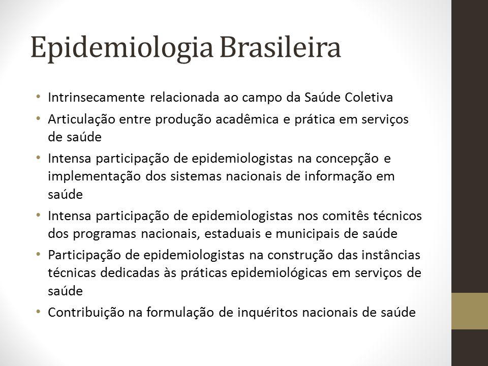 Epidemiologia Brasileira