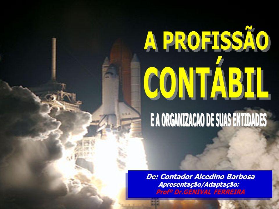 A PROFISSÃO CONTÁBIL E A ORGANIZACAO DE SUAS ENTIDADES