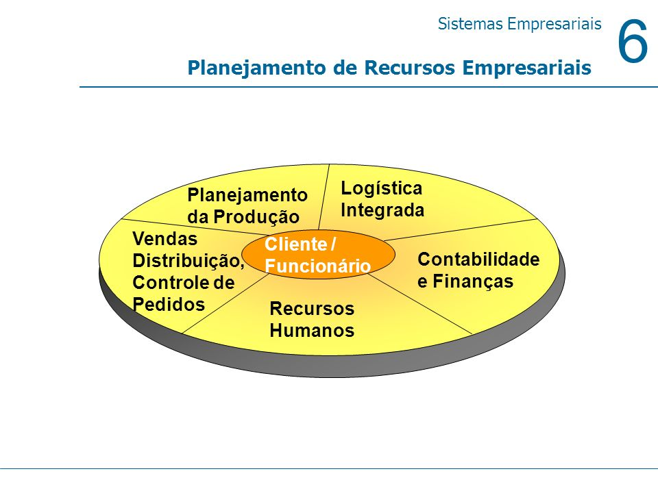 Planejamento de Recursos Empresariais