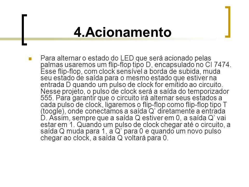 4.Acionamento