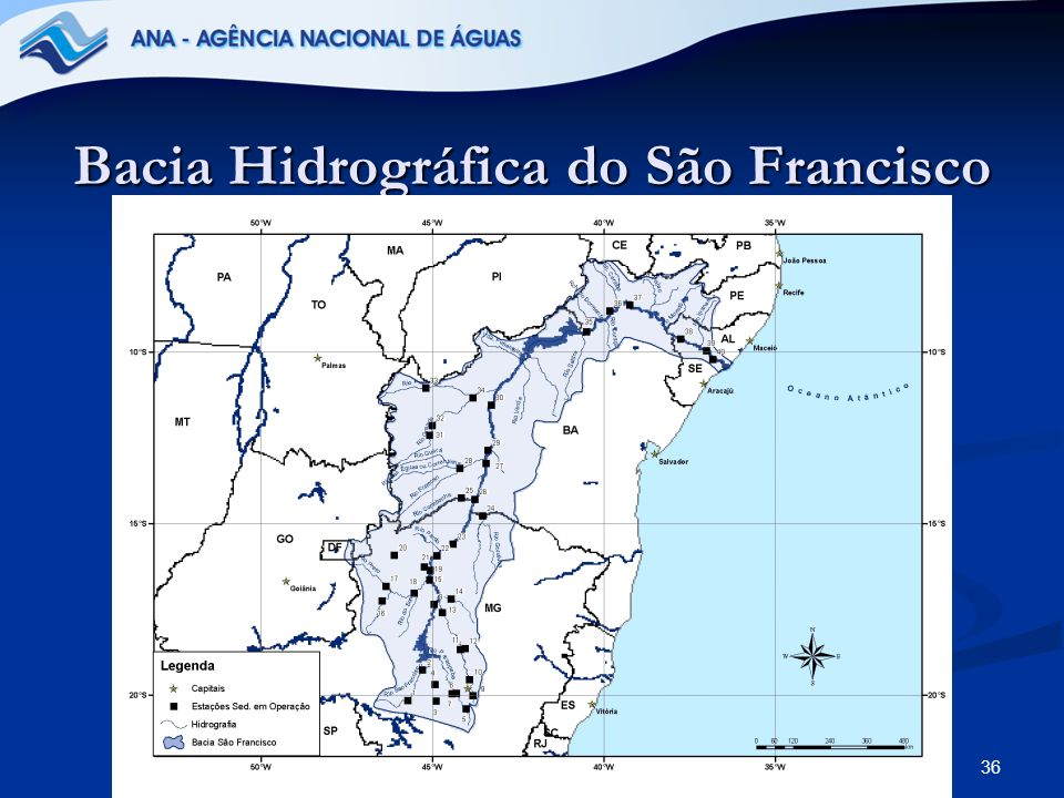 Bacia Hidrográfica do São Francisco