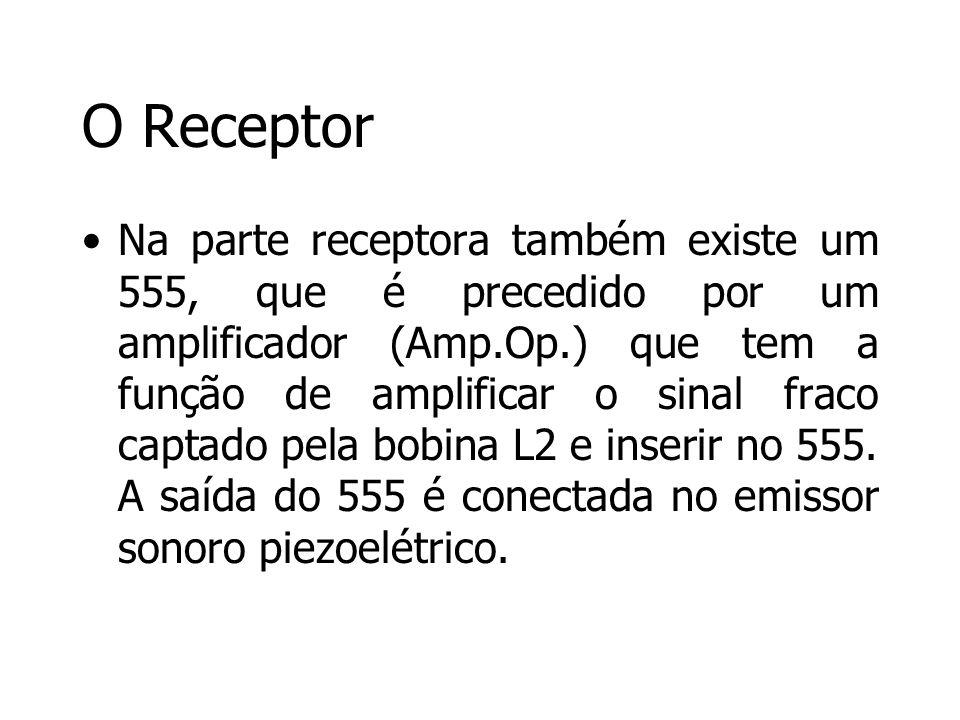 O Receptor